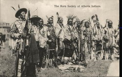 The Horn Society of Alberta Indians