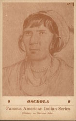 Famous American Indian Series - Osceola
