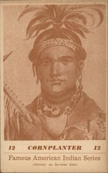 Famous American Indian Series - Cornplanter