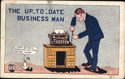 The Up-To-Date Business Man