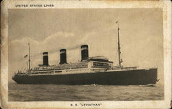 United States lines S. S. Leviathan