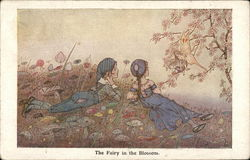 The Fairy In The Blossom