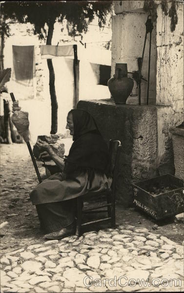 Mallorcan Woman Spain
