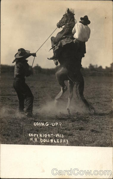Going Up? Cowboy Western