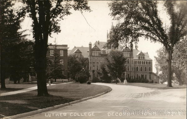 Luther College Decorah Iowa