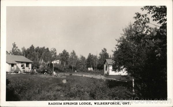 Radium Springs Lodge Wilberforce ON Canada Ontario