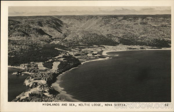 Highlands and Sea, Keltic Lodge Ingonish Beach Canada