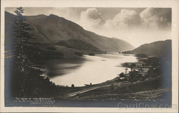 The Home of The Breezes Thirlmere and Helvellyn United Kingdom