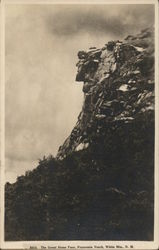The Great Stone Face (Old Man In The Mountain)