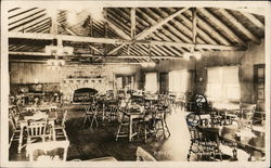 Dining Room, DuPont Lodge