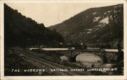 The Narrows National Highway