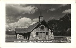 Soldier's Chapel Postcard