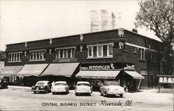 Central Business District, Henninger Drug Store