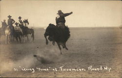 Going Some at Tuoumcari Round Up