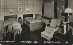 The Hunitington Hotel - Guest Room