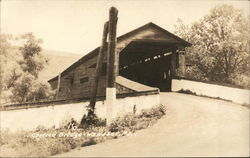 Seed's Covered Bridge, Built 1834, Chester County