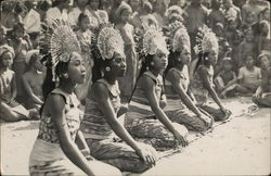Indonesian Ceremonial Dress and Dance