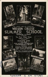 Wheaton College Summer School Multi-View