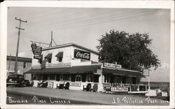 Restaurant and Souvenir Place Lanoraie, J. A. Pelletier, Proprietor
