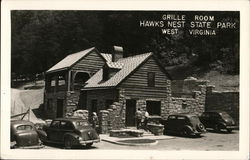 Grille Room, Hawks Nest State Park