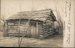 Father's Old Pioneer Cabin