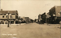 Street View of Harbor Springs, Mich.