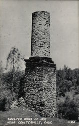Smelter Ruins of 1853