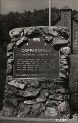 Copperopolis State Landmark Marker