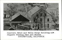 Coulters Hotel and Wells Fargo Building