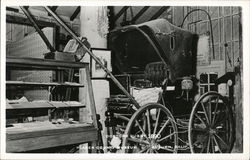 Doctors Buggy 1890--Placer County Museum
