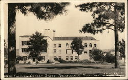 Eastern Oregon State Tuberculosis Hospital