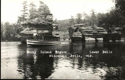 Rocky Island Region, Lower Dells