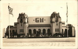 General Motors Building, Texas Centennial Exposition
