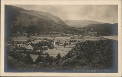 Grasmere From Above Allan Bank