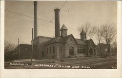 Water Works and Electric Light Plant