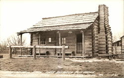 McNeil Store - First Restored Post Office