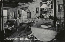 Graue Mill - Contemporary Parlor