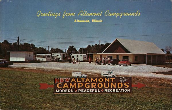 Altamont Campgrounds Illinois