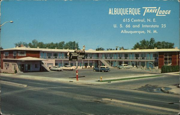 Albuquerque TraveLodge New Mexico
