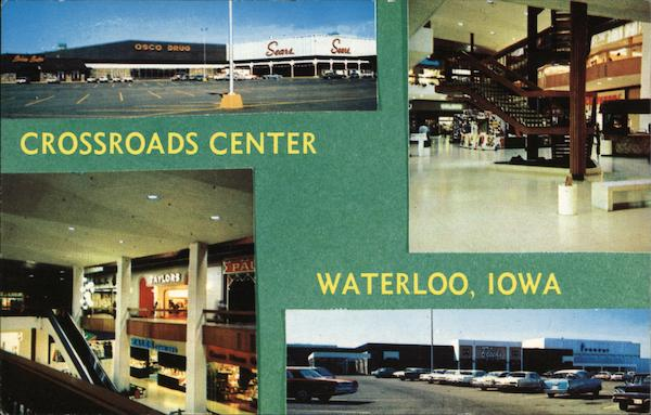 Crossroads Center Waterloo Iowa