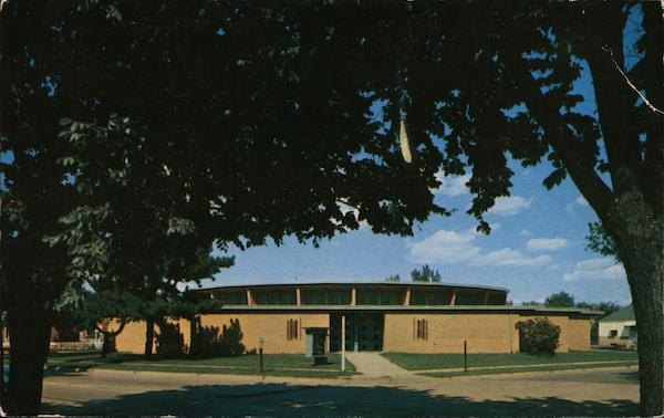 Kilburn Avenue Church of Christ Rockford Illinois Henry Brueckner