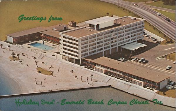 Holiday Inn Emerald Beach Corpus Christi Texas