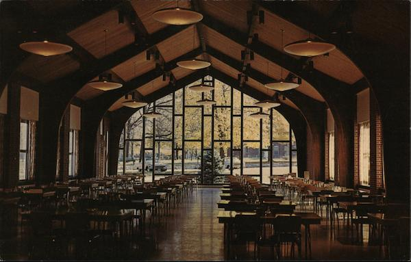 Illinois Soldiers and Sailors Home Dining Hall Quincy