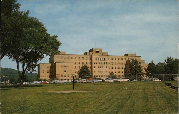 Veterans Administration Hospital Clarksburg West Virginia