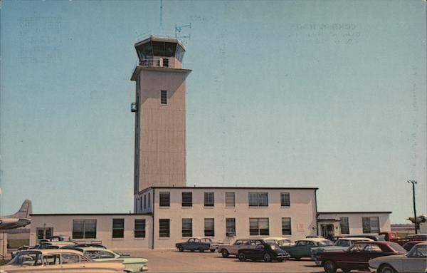 Control Tower, Dover Air Force Base Delaware