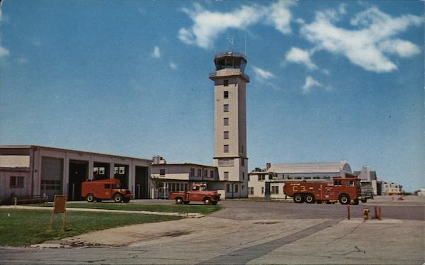 Control Tower - Cannon Air Force Base Clovis New Mexico