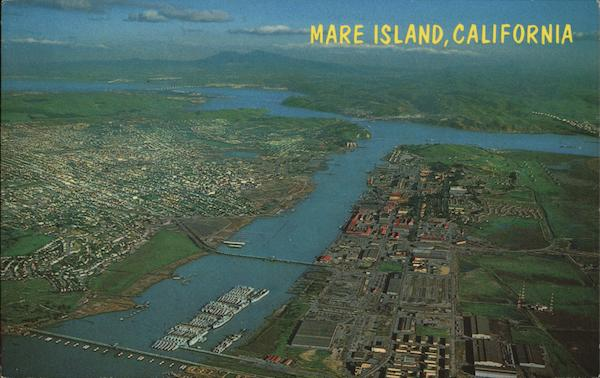 Mare Island Navy Yard Vallejo California