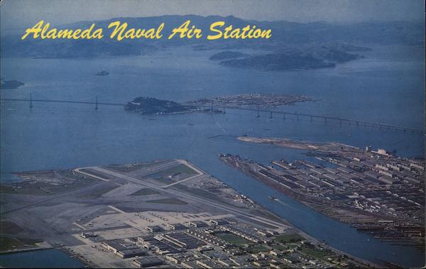 Alameda Naval Air Station California