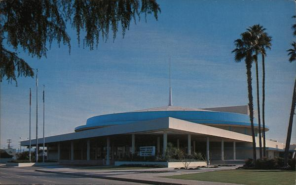 Bakersfield Civic Auditorium California