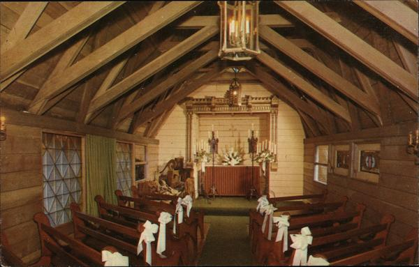 Brookdale Lodge Wedding Chapel California